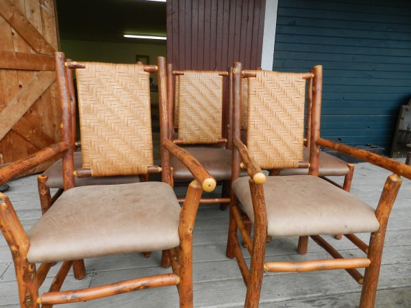 Vintage Old Hickory Chairs