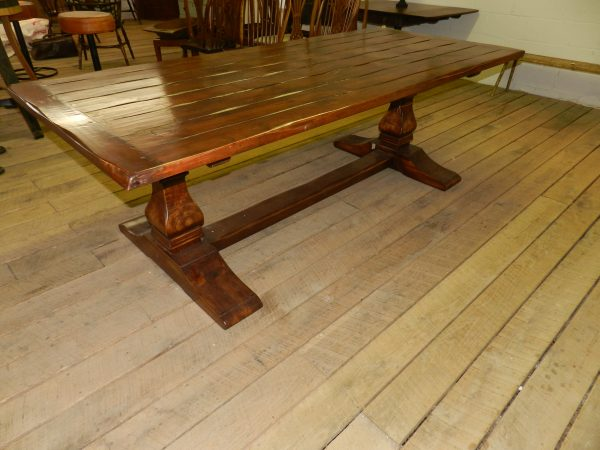 Fruitwood Refectory Table
